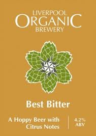 Liverpool Organic - Best Bitter
