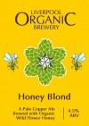 Liverpool Organic - Honey Blond