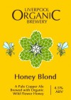 Liverpool Organic - Honey Blond