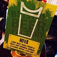 Bristol Beer Factory - Nova