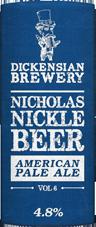 Dickensian - Nicholas Nicklebeer