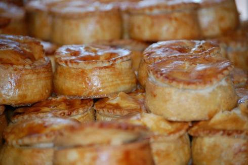 Satterthwaites pork pies
